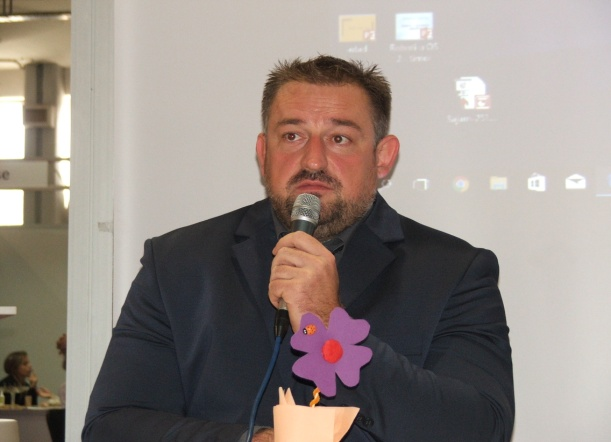 Draženko Mitrović na promociji BOSIFESTA na Sajmu knjiga, obrazovanja i medija